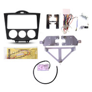 Kanatechs TBXE-T003 Black Professional Install Kit to Suit Mazda RX8 2003-2008