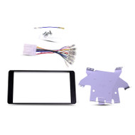Aerpro FP9812 Professional Install Kit to Suit Mitsubishi Delica 2008-On