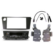 Aerpro FP9815 Double DIN Facia and Heater Control Unit for Subaru Liberty/Outback