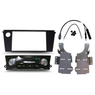 Aerpro FP9817 Double DIN Facia and Heater Control Unit for Subaru Liberty/Outback 2003-2009