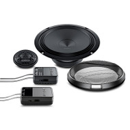 "Audison APK 165 2 Ohm 2 Way 6.5"" Component System with Separate Crossovers and Tweeters"