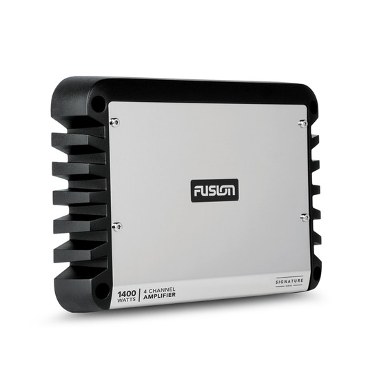Fusion SG-DA41400 1400W 4 Channel Class D Marine Amplifier