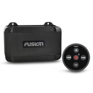Fusion MS-BB100i Marine Black Box with Bluetooth Wired Remote & NMEA 2000