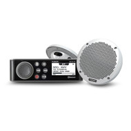 "Fusion MS-RA70KTS Stereo with MS-EL602 6"" 2 Way Speaker Pack"