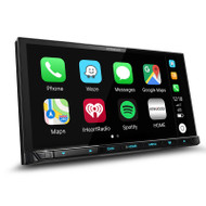 "Kenwood DDX9019DABS 6.8"" HD Capacitive Display CD/DVD Receiver with Wireless Apple Carplay and Android Auto"