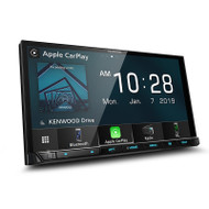 "Kenwood DMX8019S 7"" Resistive Touch Screen AV Receiver with Wired Apple Carplay and Android Auto"