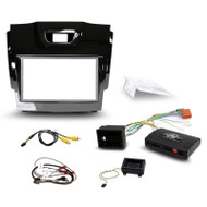 Aerpro FP8061BC Double DIN Install Kit to Suit Holden Colorado 7 2014-2016