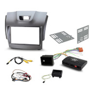Aerpro FP8061SC Double DIN Install Kit to Suit Holden Colorado 7 2014-2016