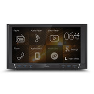 "Clarion FX688A	6.75"" Mechless Display Audio with Apple CarPlay, Android Auto & SmartDeviceLink"
