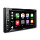 "Pioneer AVH-Z2250BT 6.2"" Double DIN AV Receiver w/ Apple CarPlay, BT & Dual Camera Input"