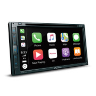 "Pioneer AVH-Z5200DAB 6.8"" Touch-Screen Multimedia Player w/ Apple CarPlay/Android Auto & Bluetooth"