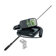 Uniden UH5060VP Mini Compact UHF with Remote Speaker Mic Value Pack