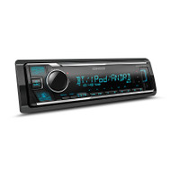 Kenwood KMM-BT305 Mechless Digital Media Receiver with Built-In Bluetooth/iPod/USB