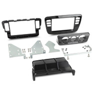 Aerpro FP8436 Gloss Black Double DIN Facia to Suit Volkswagen 2012-2015