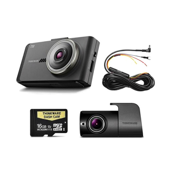 Thinkware X700D16 16gb Front and Rear Dash Cam