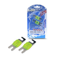 Aerpro AMA100 100 Amp Mini ANL Fuses Packet of 2