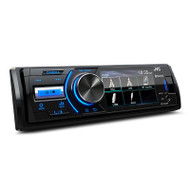 JVC KD-X560BT Single DIN Digital Media Receiver with Bluetooth/iPhone/iPod/USB & Rear View Camera Ready