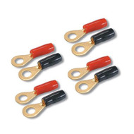 Aerpro AP702 8 Gauge Ring Terminal Packet of 12