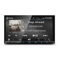 "KENWOOD DMX7019BT 7"" Double Din Digital Media Receiver with Bluetooth/USB"