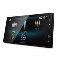 "KENWOOD DMX1025BT 6.8"" Double Din Media Receiver with Apple/Android/USB/Bluetooth Support"