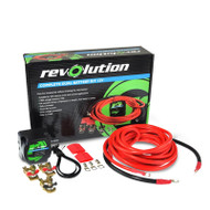 Revolution 10-90000 Complete Dual Battery Kit 12V