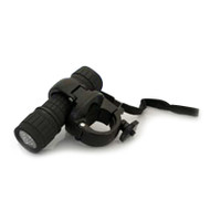Aerpro ALT9B1 Black 9 LED Torch with Bracket