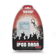 Aerpro API89612 Clear Silicone Case Suits iPod Nano 2nd Gen