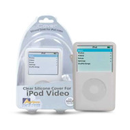 Aerpro APV89307 60gb Clear Silicone Case Suits iPod Video