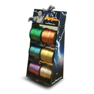 Aerpro APW940KT Coloured Cable Display Stand Comes with 6 Rolls Coloured Cable