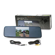 "Gator ARV43MP 4.3"" Clip-on Mirror Reverse Camera Monitor"