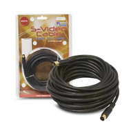 Aerpro AVS10 10 Metre 1 Male to 1 Male S-Video Cable
