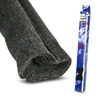 Aerpro CACH25 25m Roll Charcoal Felt Carpet