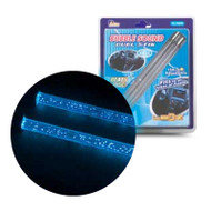 "Aerpro EL76DB 6"" Blue LED Light Dual Bubble Glow with Sound Controller"