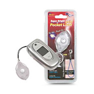 Aerpro ELK10W 1PC White Key Chain Pocket Light
