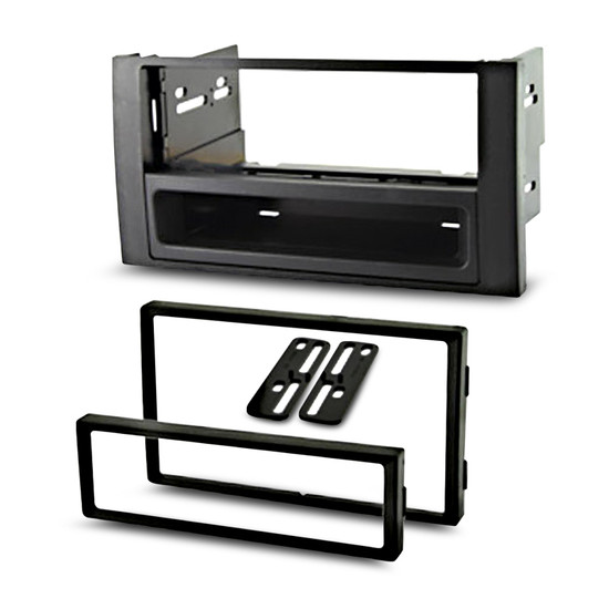 DNA FM-K559 Single/Double DIN Fascia Panel to Suit Ford