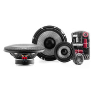 """Focal 165AS3 Access Series 6.5"""" 3 Way Component Speaker System"""