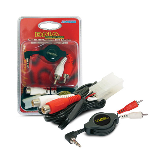 DNA AWH8000 Aux Harness Suits Ford Falcon & Territory