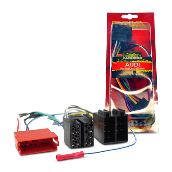 DNA AWH9401 Harness to Suit Audi A3/A4/A6/A8