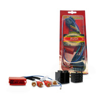 DNA AWH9410 Harness to Suit Audi & Porsche Bose Full Amplified Speaker Systems