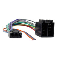 DNA AWHJVC2 ISO Harness to Suit JVC Square 16 Pin