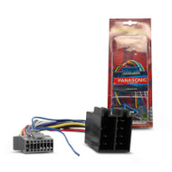 DNA AWHPAN ISO Harness to Suit Panasonic Round 16 Pin