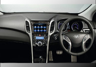Opal - Hyundai i30 2013 - High Definition Factory Fit Navigation Multimedia System