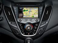 Opal - Hyundai Veloster - High Definition Factory Fit Navigation Multimedia System