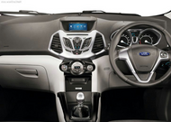 Opal - Ford EcoSport - High Definition Factory Fit Navigation Multimedia System