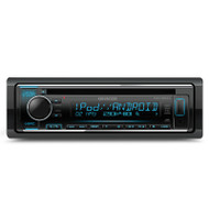 KENWOOD KDC-220UI Single Din Digital Media Receiver with Apple/Android/USB/CD Support
