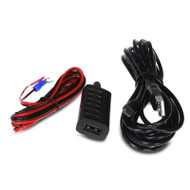 Gator GHWCUSB Micro USB Hard Wired Cable to Suit GHDVR72W and GHDVR82W