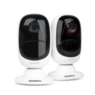 Uniden APPCAMSOLO2 Full HD Smart Camera - Twin Pack