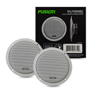"Fusion RV-FR5250 5.25"" 100W 2-Way Low Profile Speakers"