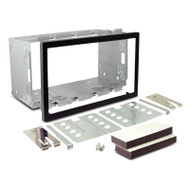 DNA DDC003 110mm High Double DIN Cradle with Plastic Surround