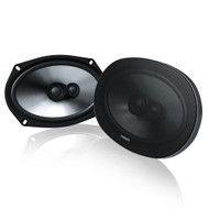 "Fusion PF-FR6930 - 6 x 9"" 3 Way Full Range Speakers"